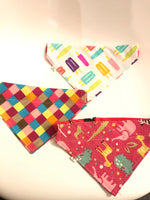 L size Collar Bandana for Dog
