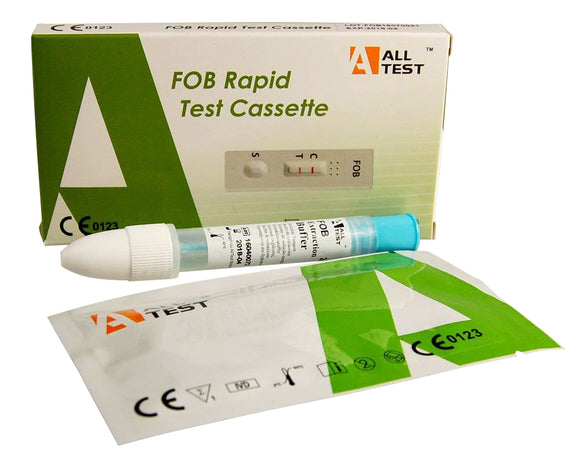 FOB test foecal occult Blood test