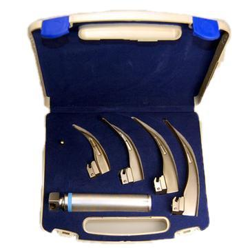 macintosh laryngoscope set