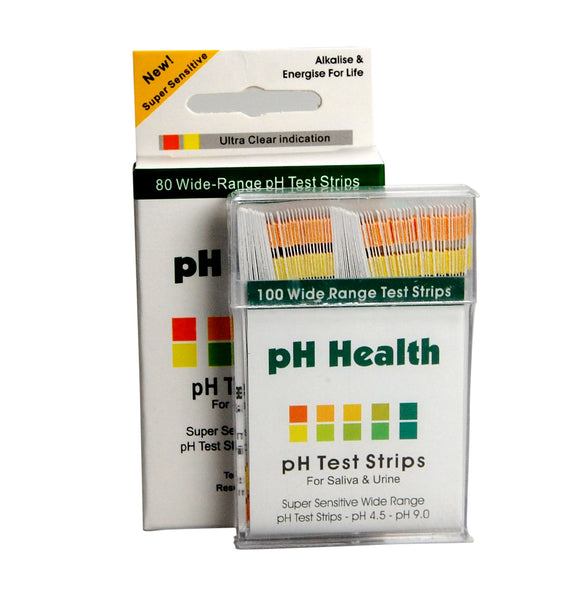 pH test strip kits