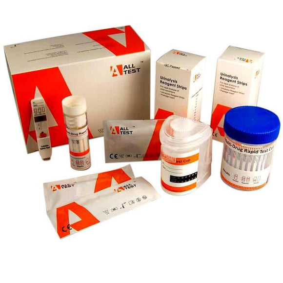 UK Drug and alcohol test kits