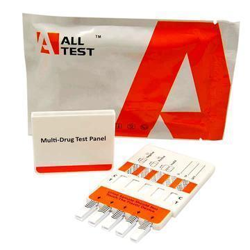 Home drug testing kit