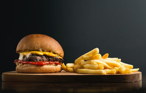 Diabetes and junk food western diet