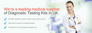 medical supplier diagnostic testing kits