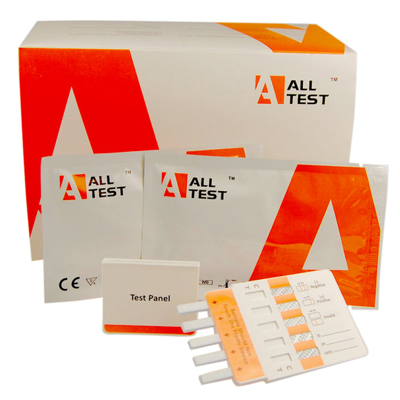 ALL Test 10 panel urine drug test kit UK