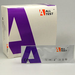 ALLTEST FHC-U101 10mIU Ultra Pregnancy Test Strips