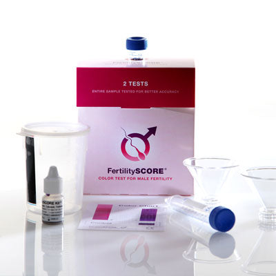 Wholesale FERTILITYSCORE Male Fertility Test Kit