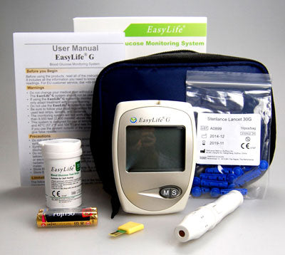 EASYLIFE Blood Glucose Meter