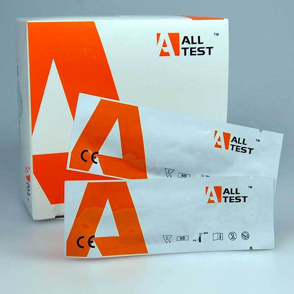 ALLTEST Cocaine Urine Test Strips
