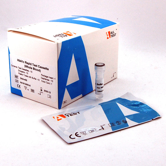 HbA1c Diabetes test kits