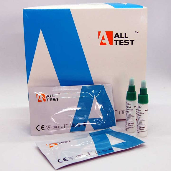 Professional GP NHS H Pylori antigen 25 test kit pack