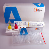 25 strep a throat test kits for GP's A&E's Clinica