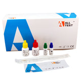 Strep A throat swab test kits