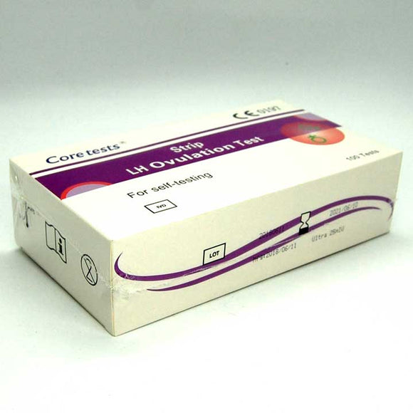 wholesale coretest ovulation test strips