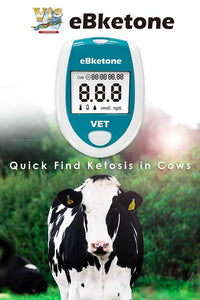 cow ketone test meter