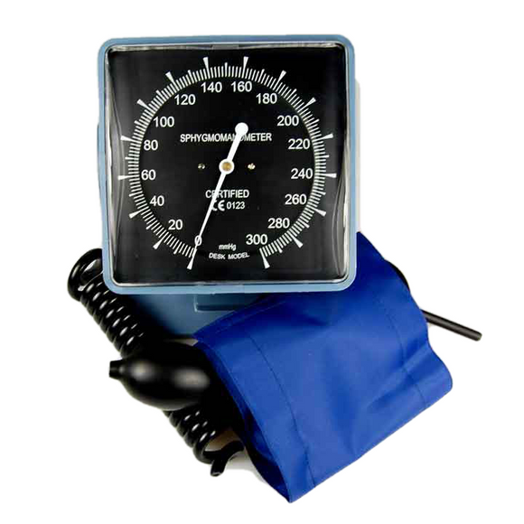 traditional manual desk sphygmomanometer