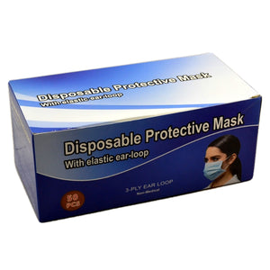 disposable face masks UK supplier