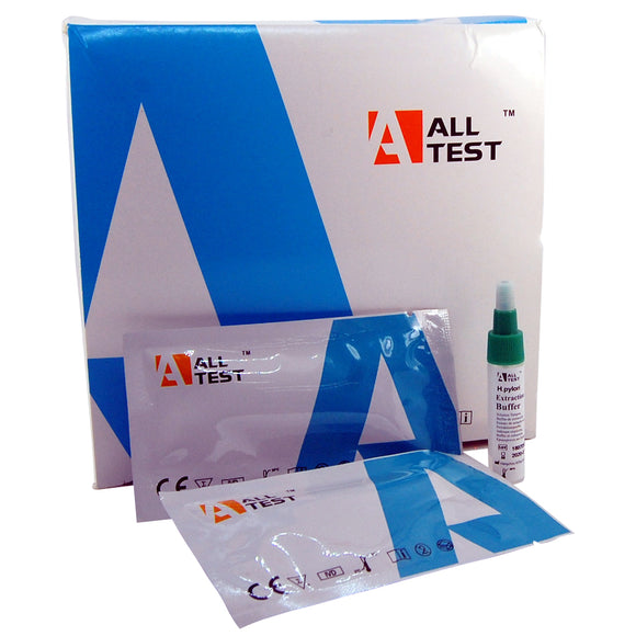 H Pylori stomach ulcer test kits