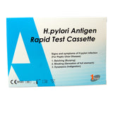 H Pylori stomach ulcer home test kit