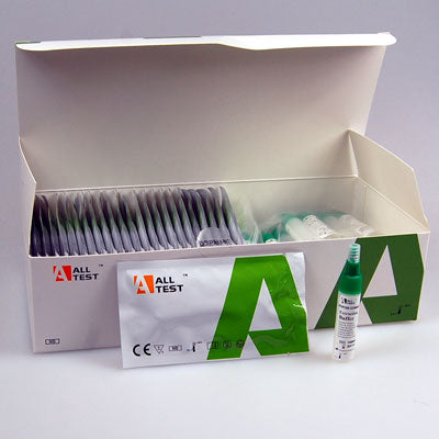 FOB and Transferrin screening test kits from ALLTEST