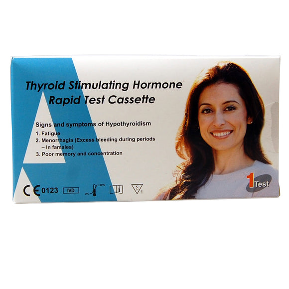home thyroid test kit