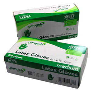 lates powder free medical gloves