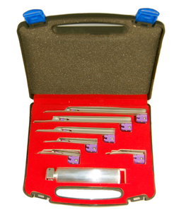 miller laryngoscope set
