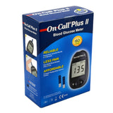 On Call Plus II Blood Glucose Meter only starter packs