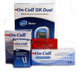 On Call GK Blood ketone and glucose meter