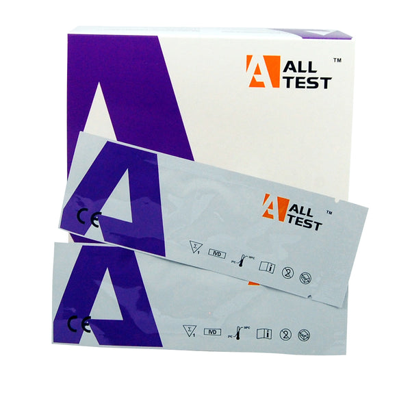 ALLTEST ovulation test strips UK ovulation test kit