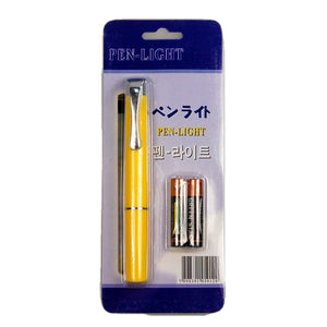 pen light pen torch with batteries