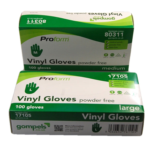 vinyl gloves latex free gloves