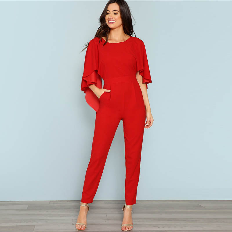 Catch Feels Jumpsuit