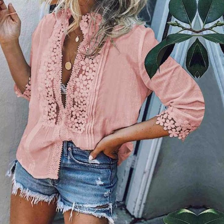 Butterfly Effect Blouse