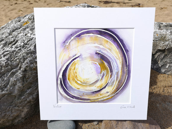 Ocean Essence Art - Vortex-art-Tidal Soul Studio