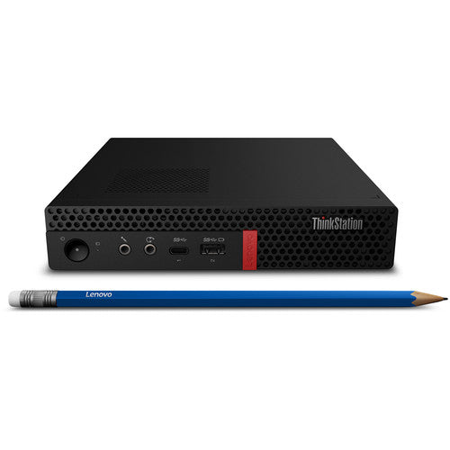 Lenovo ThinkCentre M630e Intel Core i5 8th Gen i5-8265U 1.60 GHz - 8 GB RAM DDR4 SDRAM - 256 GB SSD - Tiny - Black