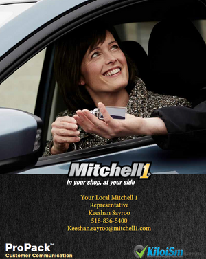 Mitchell 1 Propack Brochure