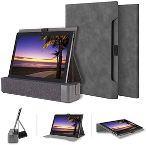 "Lenovo 10"" Tablet Bundle W/ Dock, Case, Screen Protector and 64GB Memory Expansion"