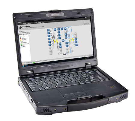 Durabook SA14 I7 Laptop Programming Laptop