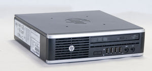 HP 8200 Elite Ultra Slim- Chromium Desktop PC (Custom Built)