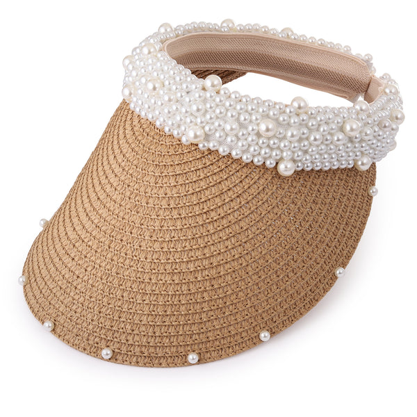 How to Fix a Misshaped Straw Hat