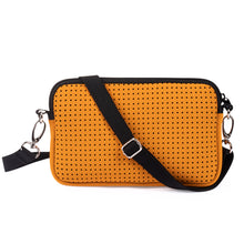 Load image into Gallery viewer, NEOPRENE CROSSBODY CLUTCH