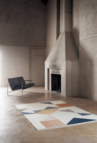 Memo Rug by Linie Design - Gorgeously Handwoven Minimalist Affordable Rug