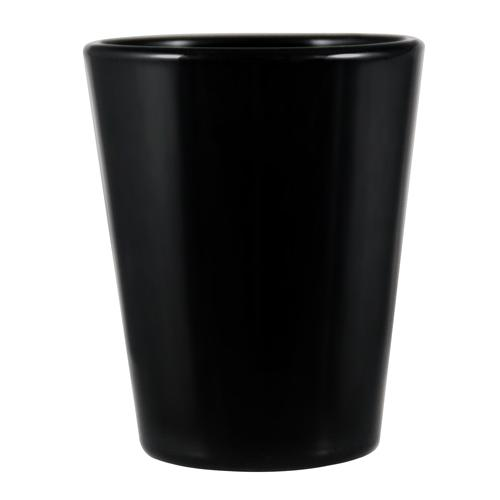 BarConic® Black Shot Glass - 1.75 ounce