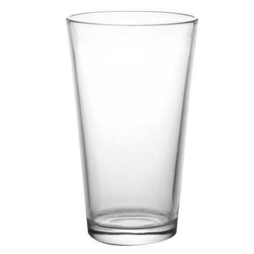 BarConic® 16oz Mixing/Pub Glass - Case of 12