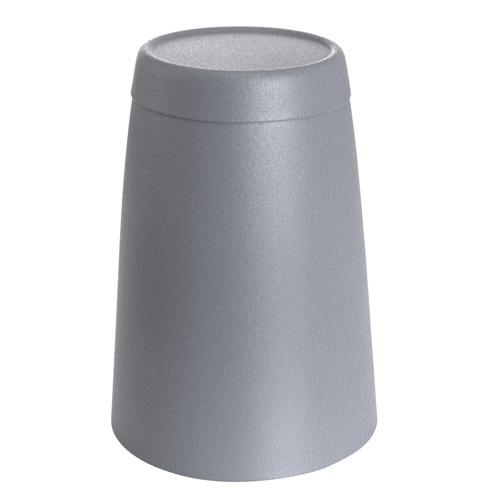 Weighted Cocktail Shaker Tin - Textured Shadow Gray - 16 oz.