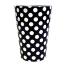 Cocktail Shaker Tin - Printed Designer Series - 18oz weighted - Polka Dots
