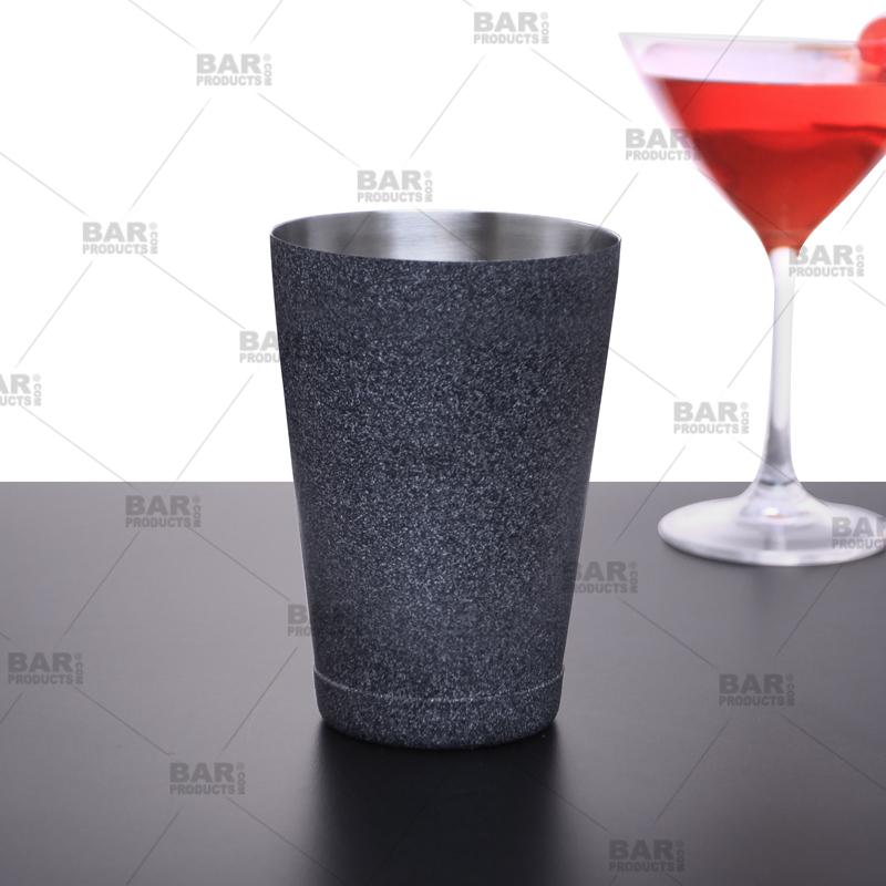BarConic® Cocktail Shaker Tin 18oz. – Weathered Iron