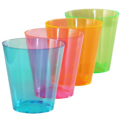 BarConic® 2 Ounce Neon Shot Cups