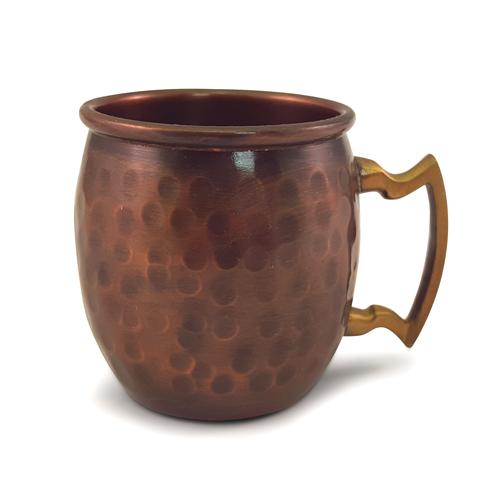 BarConic® Moscow Mule Mini Mug – Antique Finish 2oz.
